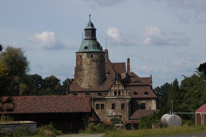 Замок Чоха (Czocha). Польша, Силезия 39452