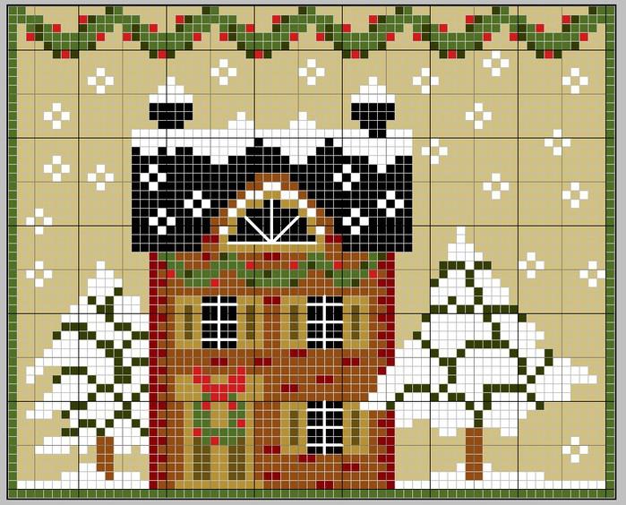 maison noel (1) (700x564, 142Kb)