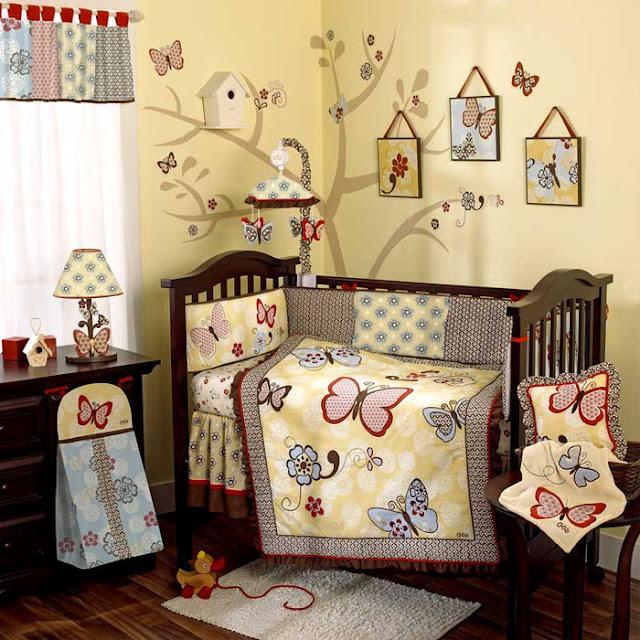 Декор детской комнаты фото
