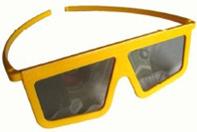 Пластиковые 3D очки (197x132, 45Kb)