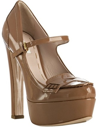 Miu_Miu_Camel_Patent_Mary_Jane_Platform_Loafer_Pumps (354x431, 39Kb)