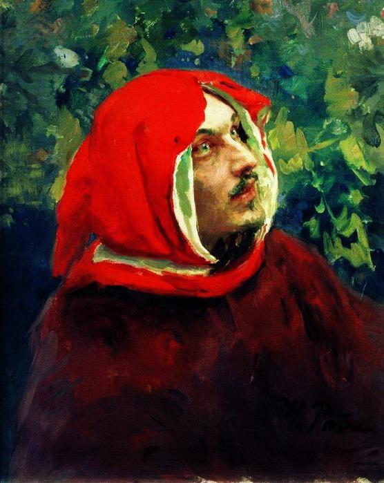 Портрет Данте (556x700, 129Kb)