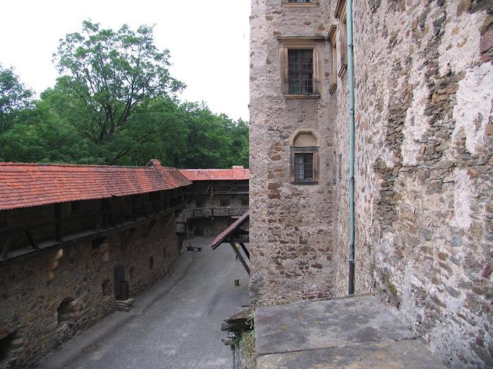 Замок Чоха (Czocha). Польша, Силезия 56288