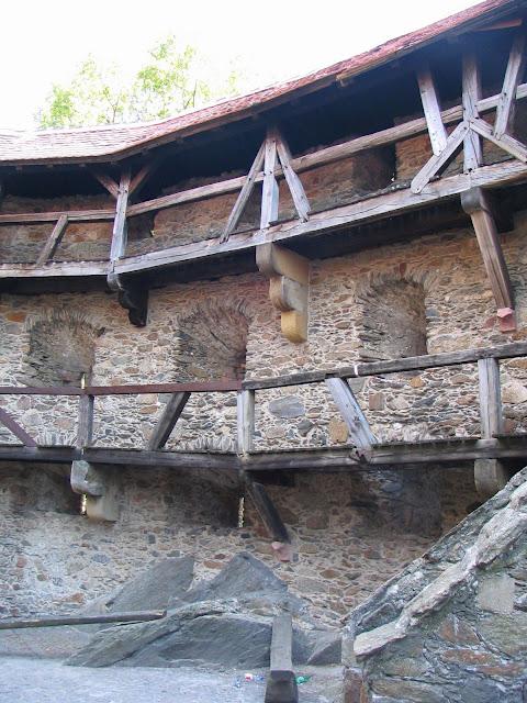 Замок Чоха (Czocha). Польша, Силезия 87514