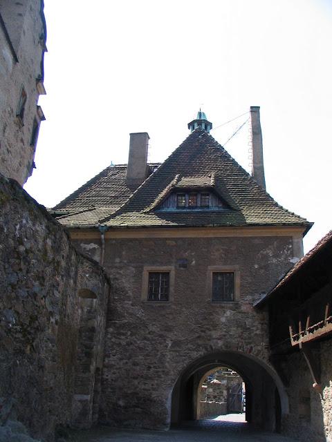 Замок Чоха (Czocha). Польша, Силезия 59282