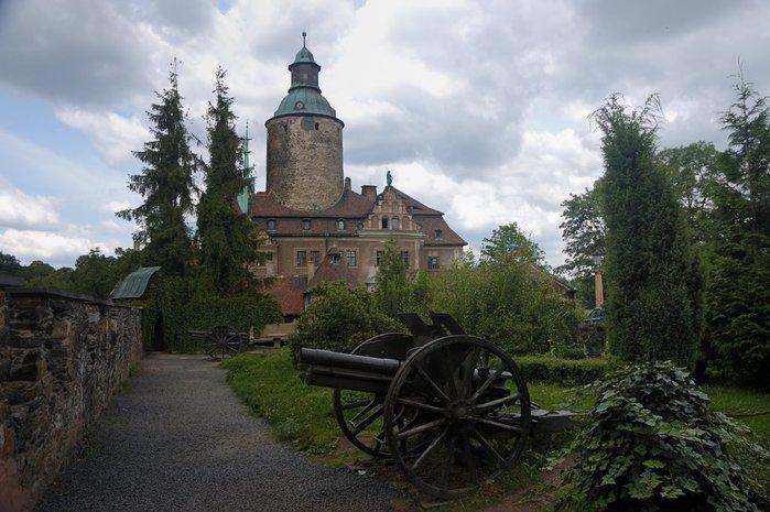 Замок Чоха (Czocha). Польша, Силезия 96520