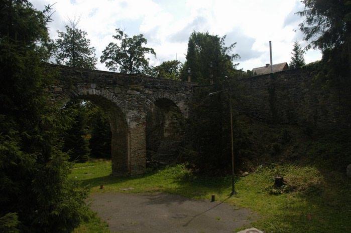 Замок Чоха (Czocha). Польша, Силезия 25840