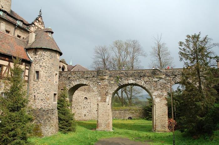 Замок Чоха (Czocha). Польша, Силезия 72580