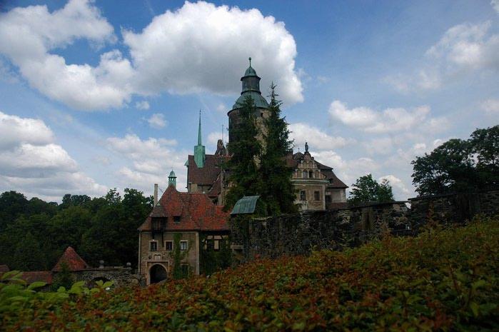 Замок Чоха (Czocha). Польша, Силезия 29133