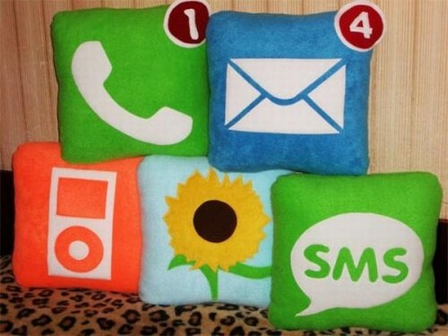 Креативные подушки и одеяла 31 (500x375, 46Kb)