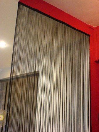 бисерные шторы или шторы с