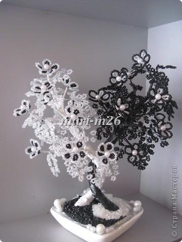 дерево из бисера инь-янь - Исскуство схемотехники.