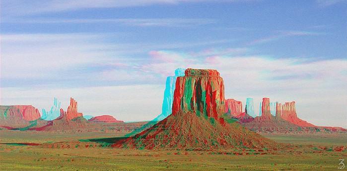 Лучшие стерео-фото пейзажи 5 (700x345, 72Kb)