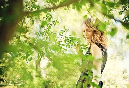С каждым днем окружающий мир становится все красивее и красивее…