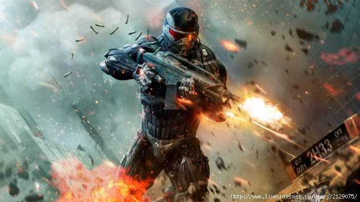 GameSpy Crysis Warhead  PC  Screenshots Wallpapers and