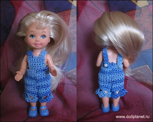 Вяжем для кукол ((Беби бон
