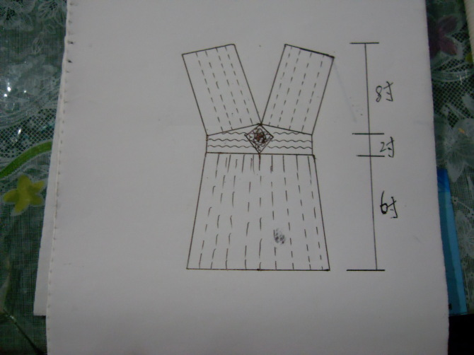 Ажурное вязание крючком 39