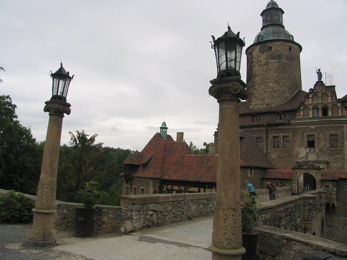 Замок Чоха (Czocha). Польша, Силезия 80599