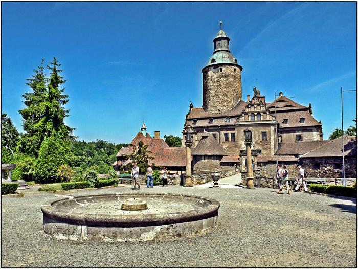 Замок Чоха (Czocha). Польша, Силезия 34235