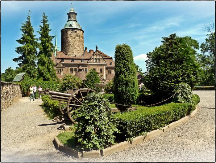Замок Чоха (Czocha). Польша, Силезия 65693