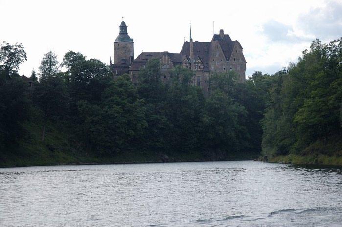 Замок Чоха (Czocha). Польша, Силезия 80726