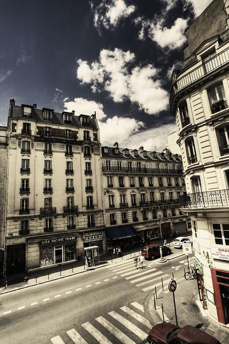 Лучшие фото Парижа в формате HDR 11 (466x700, 400Kb)