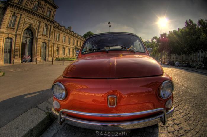 Лучшие фото Парижа в формате HDR 15 (700x465, 86Kb)