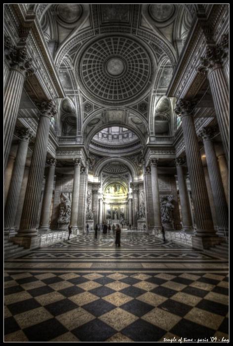 Лучшие фото Парижа в формате HDR 19 (472x700, 329Kb)