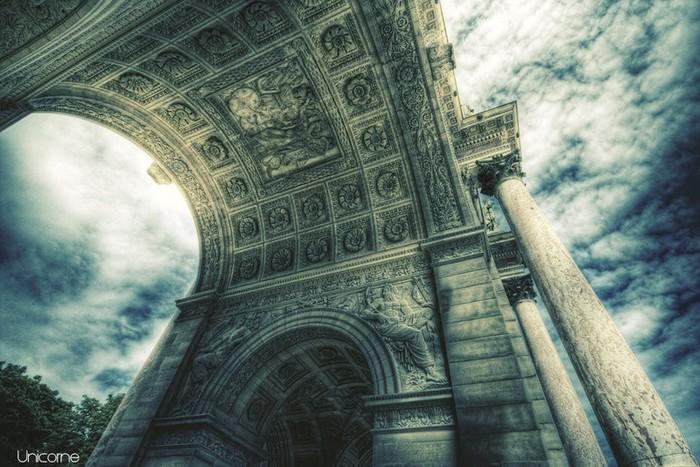 Лучшие фото Парижа в формате HDR 24 (700x467, 115Kb)