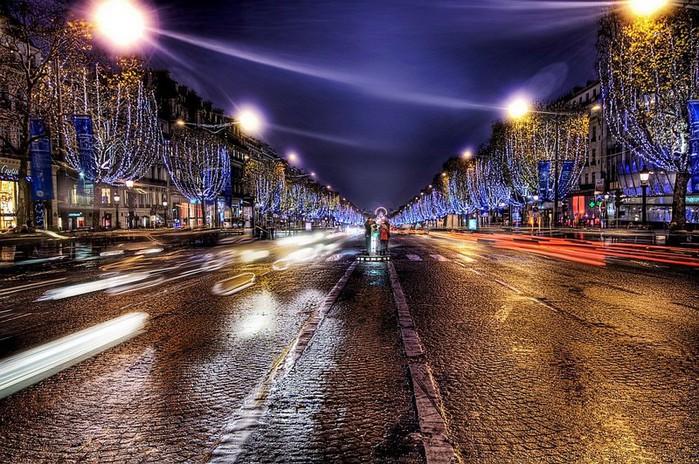 Лучшие фото Парижа в формате HDR 26 (700x464, 159Kb)