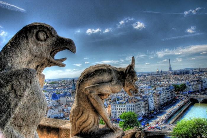 Лучшие фото Парижа в формате HDR 28 (700x467, 112Kb)