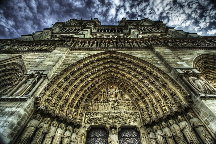 Лучшие фото Парижа в формате HDR 30 (700x467, 167Kb)