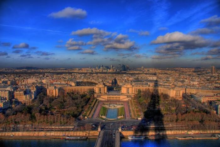 Лучшие фото Парижа в формате HDR 32 (700x469, 91Kb)