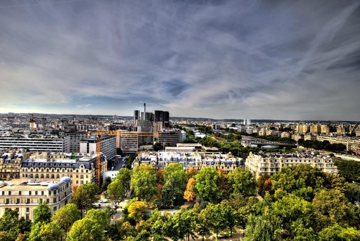 Лучшие фото Парижа в формате HDR 36 (700x469, 119Kb)