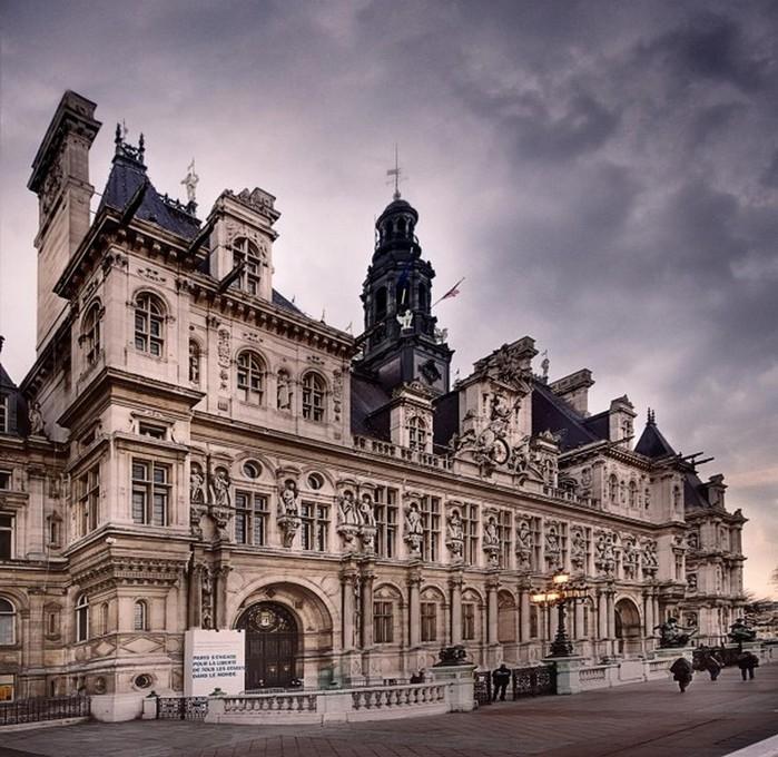 Лучшие фото Парижа в формате HDR 38 (700x680, 144Kb)