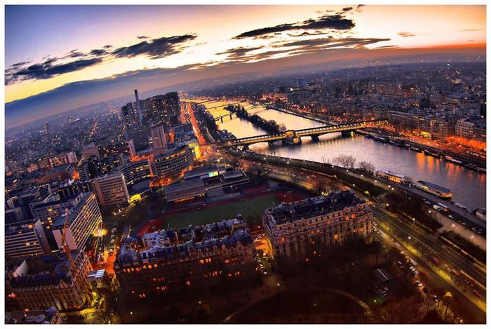 Лучшие фото Парижа в формате HDR 40 (700x469, 126Kb)