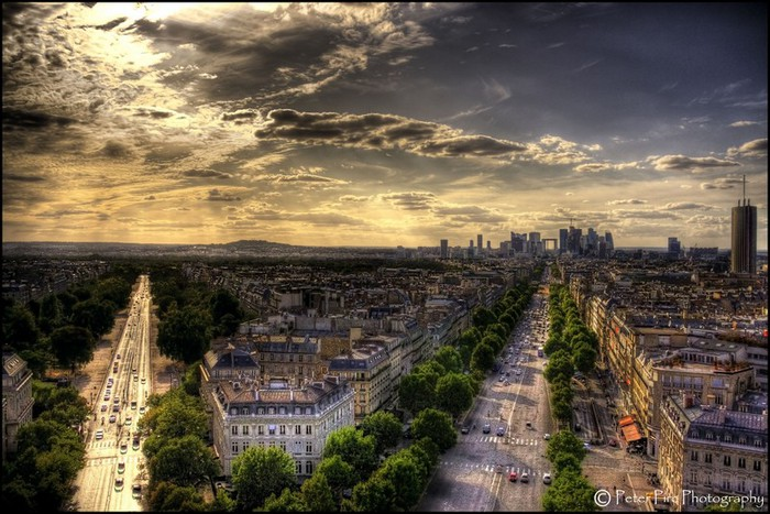 Лучшие фото Парижа в формате HDR 42 (700x467, 120Kb)
