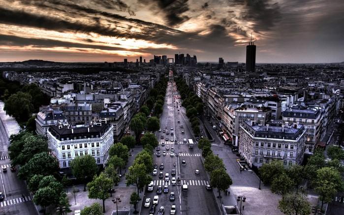 Лучшие фото Парижа в формате HDR 44 (700x437, 122Kb)