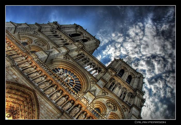Лучшие фото Парижа в формате HDR 47 (700x482, 128Kb)