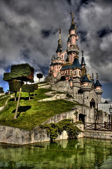Лучшие фото Парижа в формате HDR 61 (466x700, 421Kb)