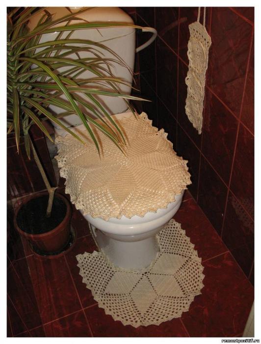 Вязаный крючком комплект для ванной комнаты/4683827_46449503 (532x700, 271Kb)