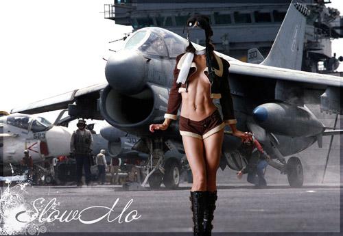 SlowMo, Pphotoshop, Templates for photoshop, Psd, Psd-исходники, Наряды, Костюмы, Шаблоны, Для фотошопа, Для фотомонтажа, Фотошаблоны, Фотомонтаж, Девушка, Женщина, Самолет, Пилот, Pilot, Girl, Woman, Plane, Истребитель, Летчик, авиатор, Aviator, Flyer, Fly woman, Skyman, AP, Lady, Flight/1334323213_Pilot_woman_Cover (500x345, 78Kb)