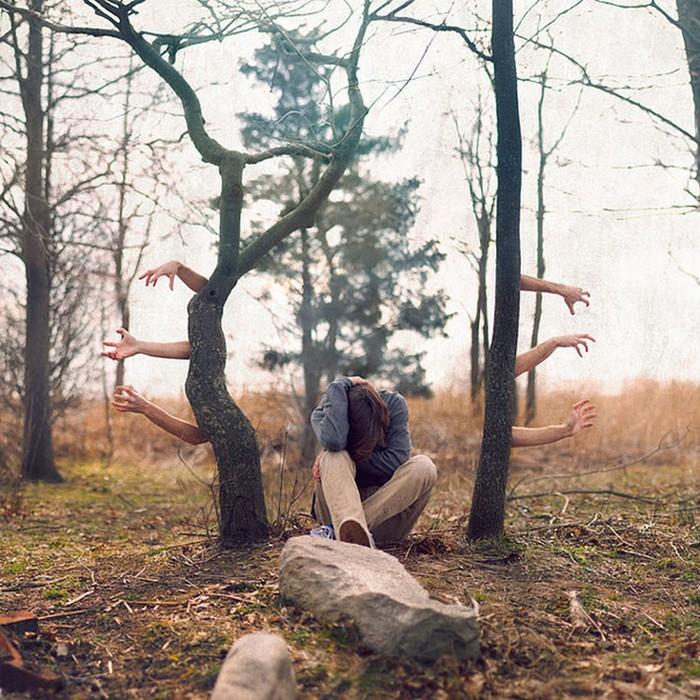 Странный фото-сюрреализм от Kevin Corrado 8 (700x700, 174Kb)