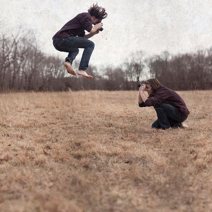 Странный фото-сюрреализм от Kevin Corrado 10 (700x700, 130Kb)