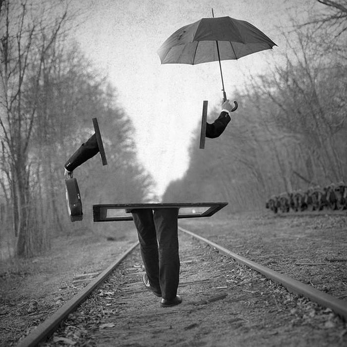Странный фото-сюрреализм от Kevin Corrado 12 (700x700, 123Kb)