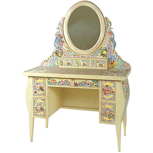 Столик с зеркалом своими руками