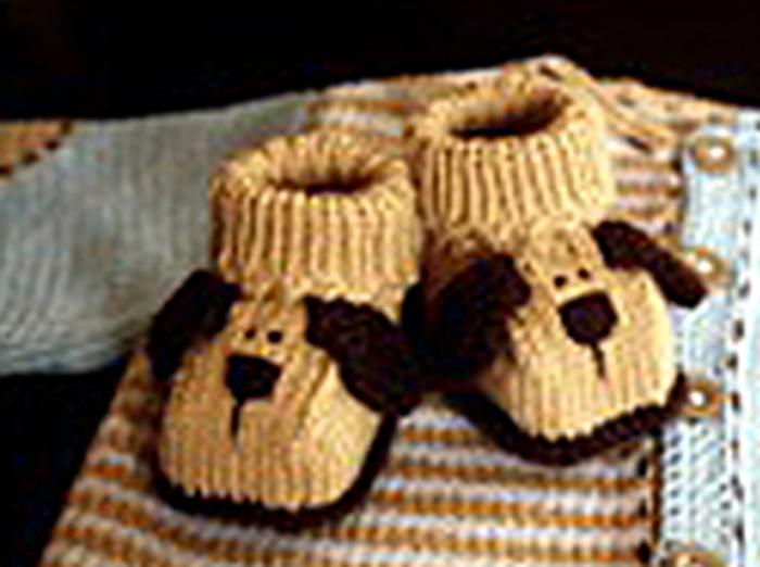 вязание спицами пинетки бесплатные схемы.