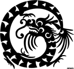 ������ chinesedragon (700x651, 145Kb)