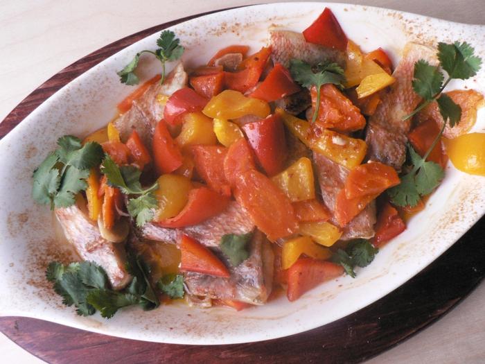 Овощное рагу с фото блюда