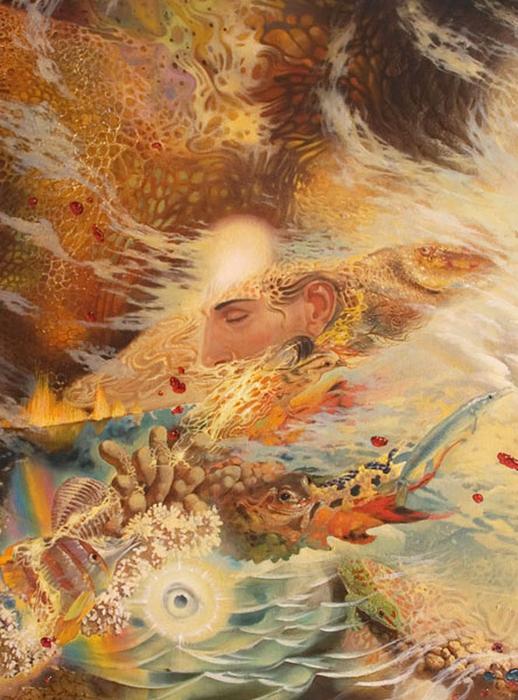 Сюрреалистическая иконопись Олега Королёва 48 (518x700, 456Kb)